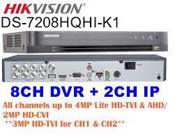ĐẦU GHI HDTVI 8 KÊNH HIKVISION DS-7108HQHI-K1 (TURBO HD 4.0)-SHOPCAMERAHD