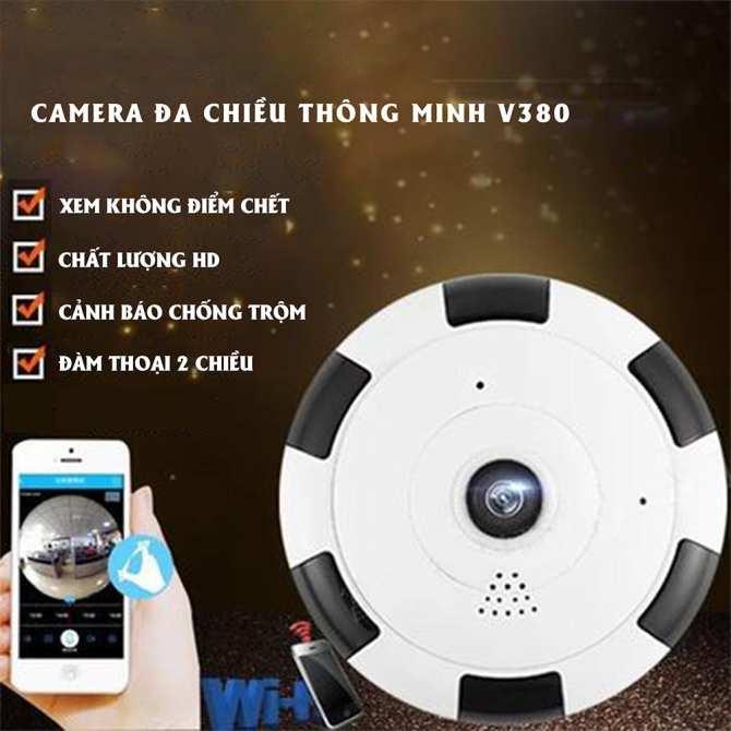 camera 360 do chong trom tôt nhất