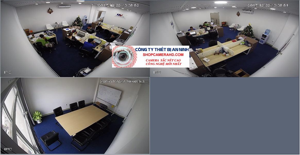 lap dat camera quan sat cho van phong cong ty cuc net