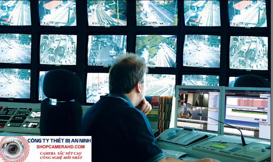 Giải pháp lắp đặt Camera giám sát cho tòa nhà