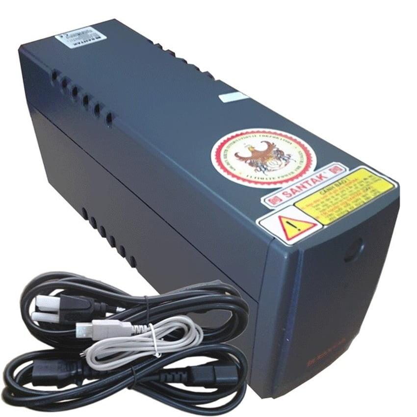 Bộ lưu điện UPS Santak BLAZER-600E 600VA / 360W