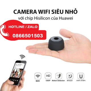 camera mini wifi goc rong